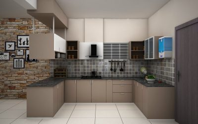 Things to consider while selecting a Kitchen Cabinet.